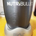 Nutribullet review, and our daily smoothies