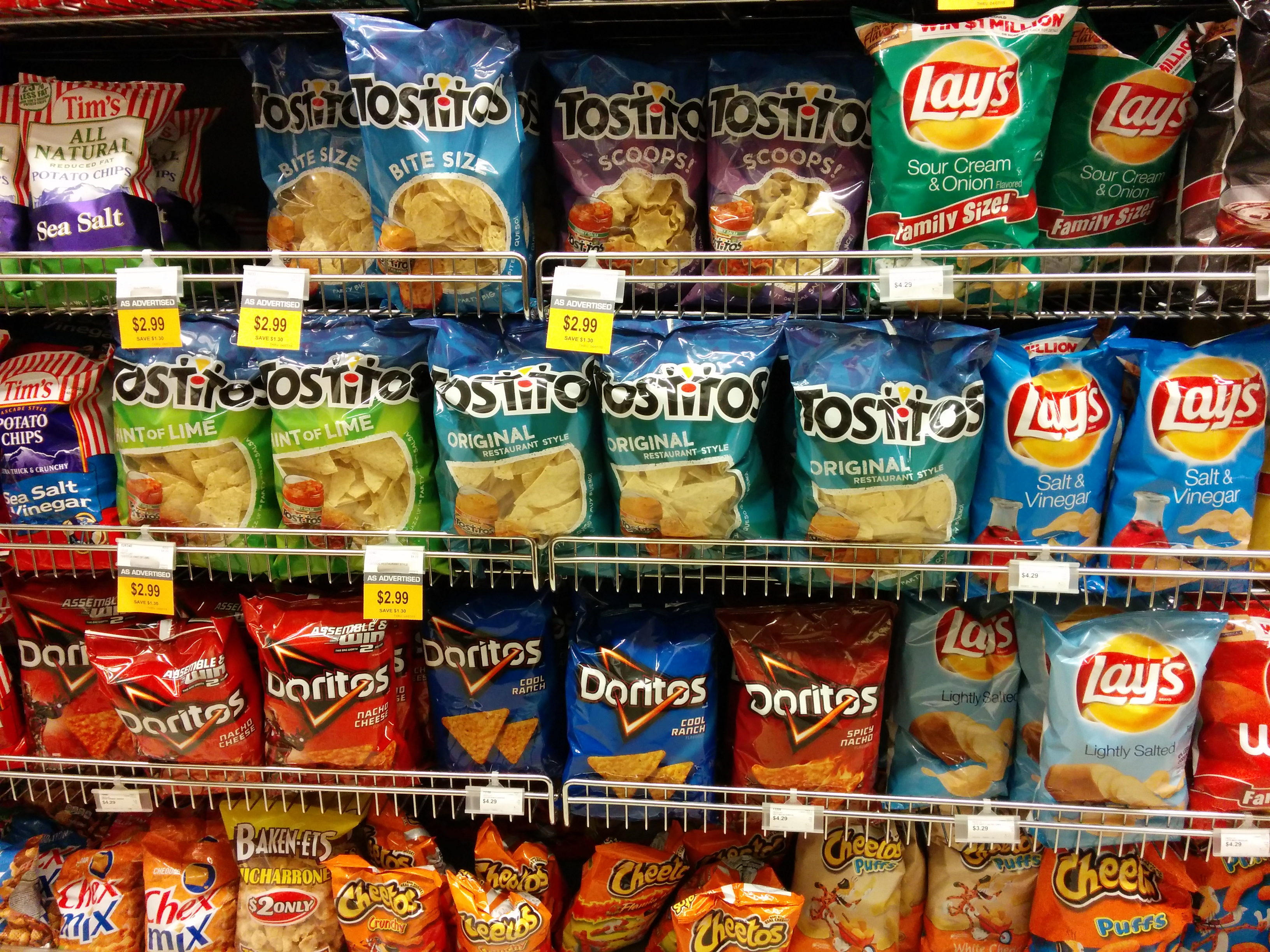 First Ever Junk Food Tax In North America Love Low